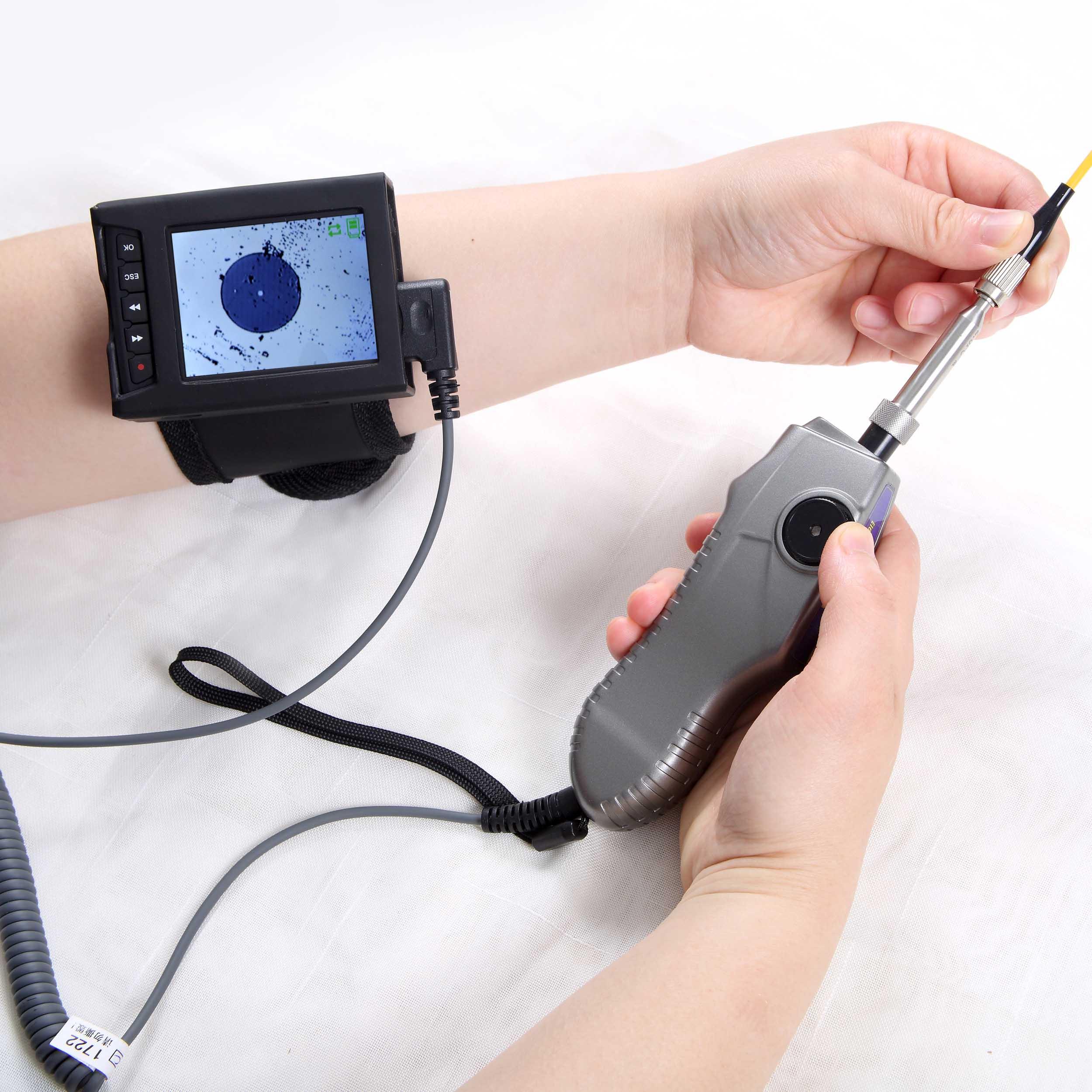 High Standard Handheld Inspection Microscope