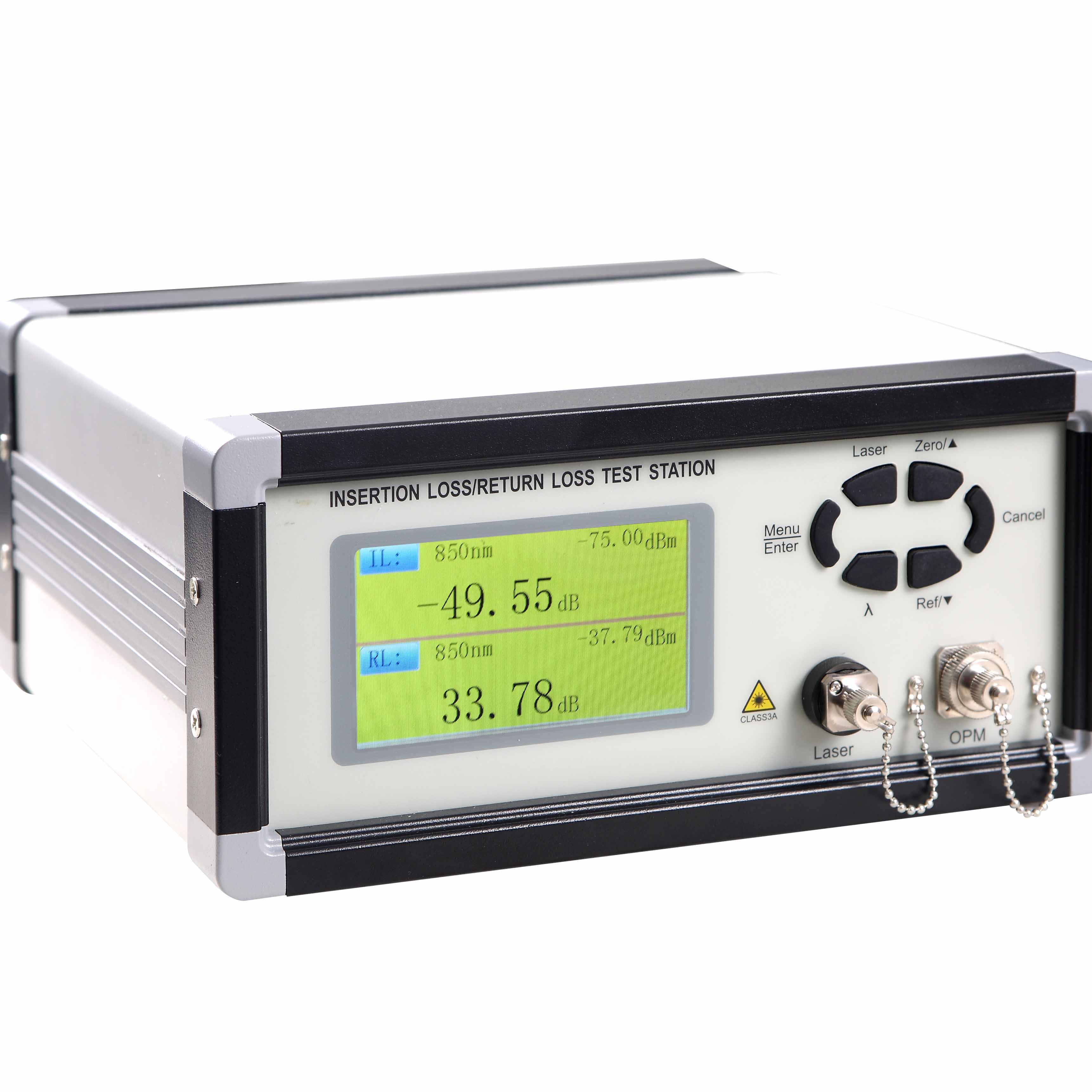 多模插回损测试仪 STC-IRL3201(MM)