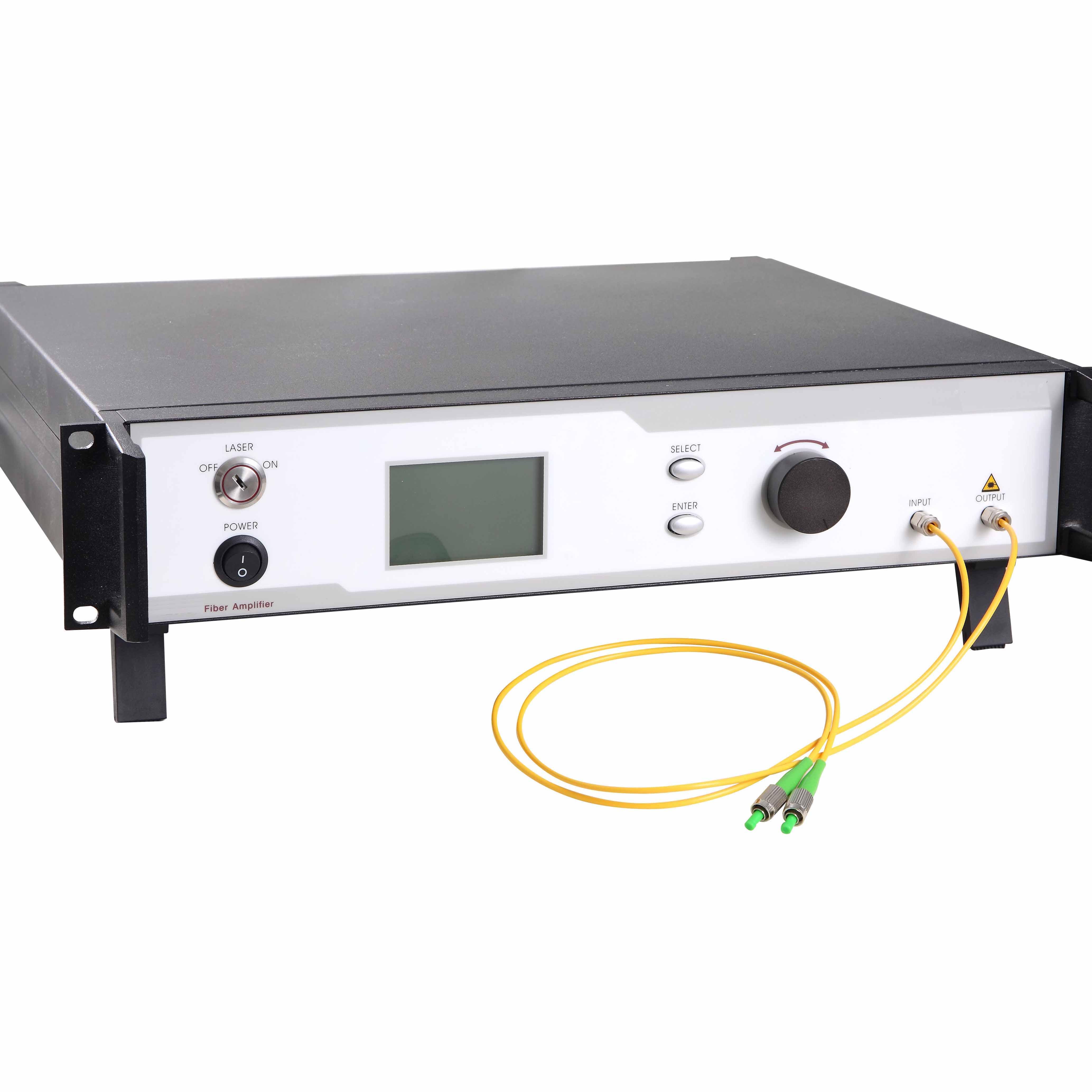 C波段功率掺铒光纤放大器(23dBm)