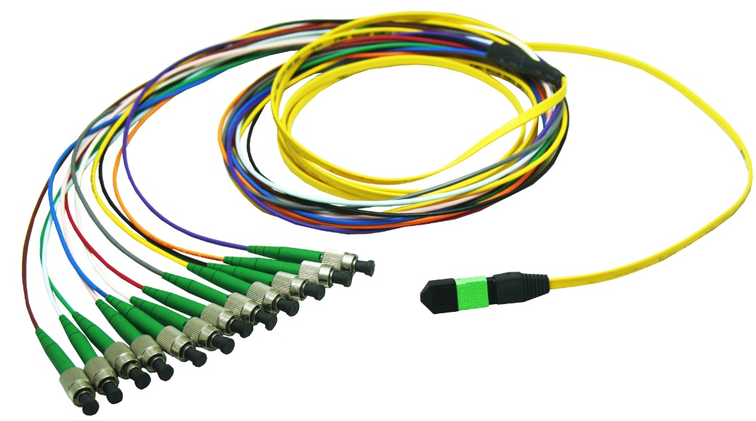 MPO Optic Fiber Patch Cord